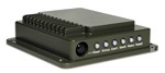 General Dynamics Mission Systems, Inc. ES820-35 Fortress Vehicle Mesh Point with one 2.4/5.8 GHz & one 5.8 GHz Radio